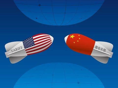 Торговая война. США побеждают.
