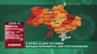 Коронавірус в Украі ні статистика за 12 лютого