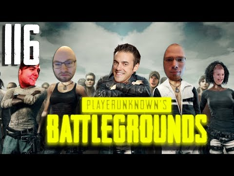 PUBG Squads with NLSS Crew | Part 116 [DB COOPER]