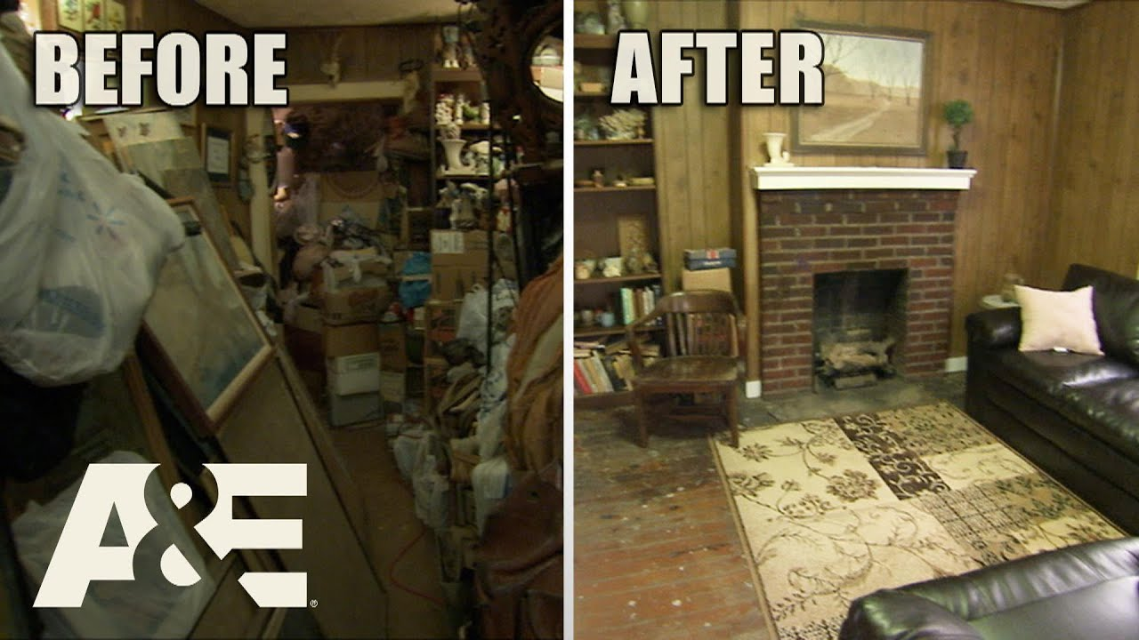 Hoarders: Man Honoring His Father Through His Hoarding | A&E