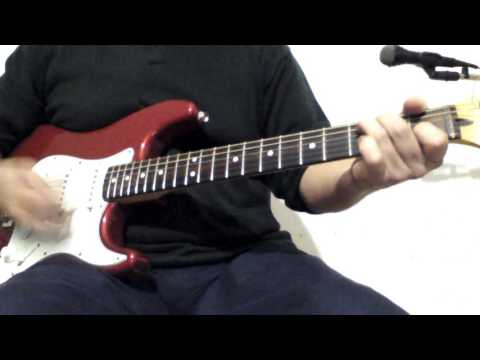 Rockin' in the Free World. Krokus. Guitar cover.