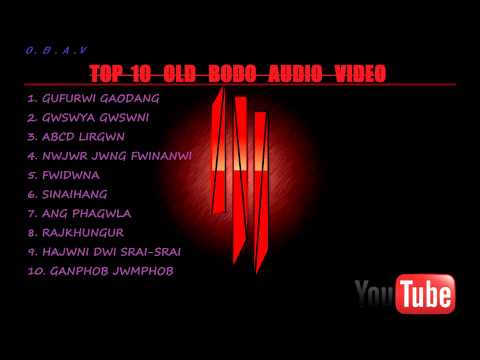 TOP 10 OLD BODO AUDIO VIDEO