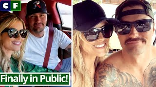 Christina Haack Finally Shared Photo with her new Boyfriend Joshua Hall