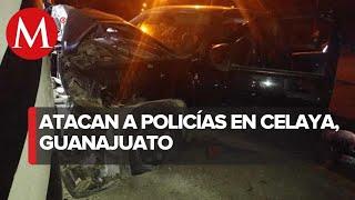 Enfrentamiento contra civiles armados en Celaya deja 7 muertos y un policía herido