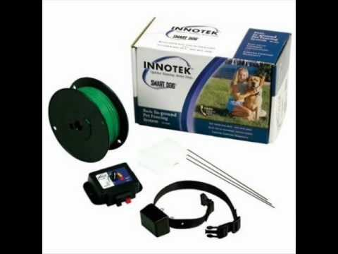Innotek Basic In Ground Pet Fencing System Sd 2000 Dog Electric Fence B0000avvpu