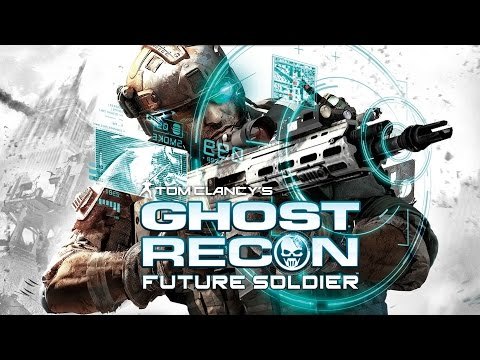 Ghost Recon Future Soldier - Game Movie