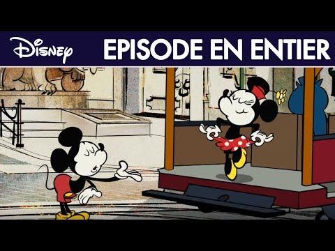 Mickey Mouse : Panique dans le tramway - Episode intégral - Exclusivité Disney