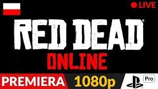 Red Dead Online PL ???? LIVE Fabuła ???? Coś jeszcze zostało ;) - Na żywo