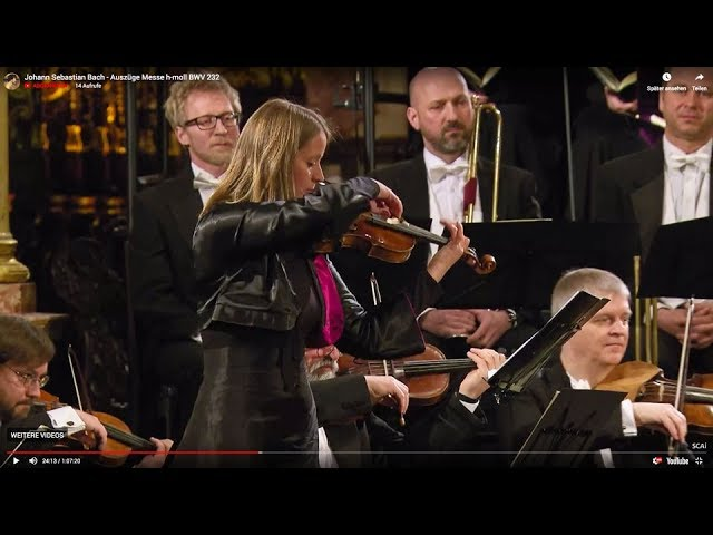 Johann Sebastian Bach: Laudamus Te, Bach Consort Wien (2018)