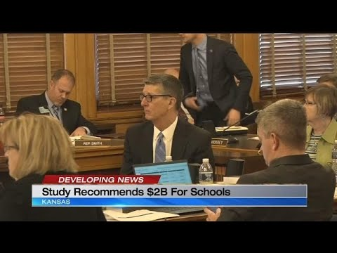 Sticker-shocked Kansas lawmakers may temper education goals