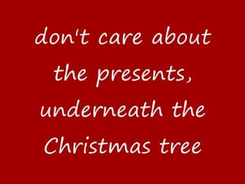mariah carey justin bieber all i want for christmas is you lyrics on screen youtube - All I Want For Christmas Is You Mariah Carey Lyrics