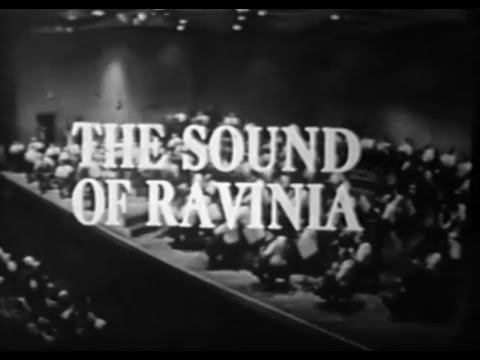 """The Sound of Ravinia"": 1966 Television Broadcast"