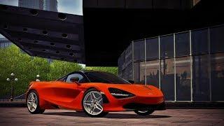 City Car Driving - McLaren 720s 2018 | Custom SOUND | + Download [LINK ] | 1080p & G27