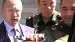 Генерал попал в просак перед Путиным