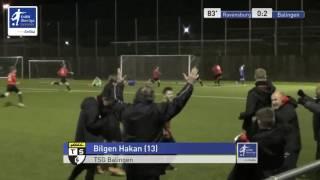A-Junioren - FV Ravensburg vs. TSG Balingen 0:2 - Hakan Bilgen