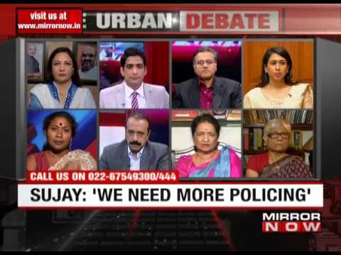 A gruesome attack on female journalist in Delhi– The Urban Debate (April 7)