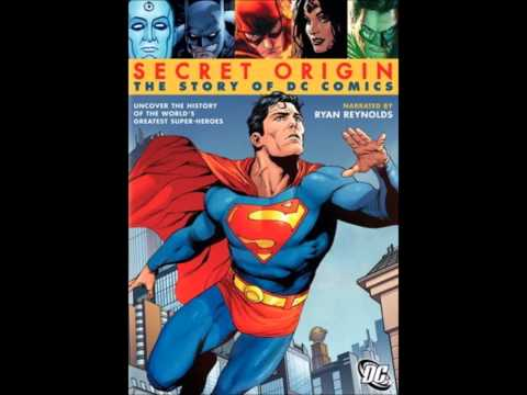 Secret Origin: the Story of DC Comics DVD Commentary (FREE mp3 download)