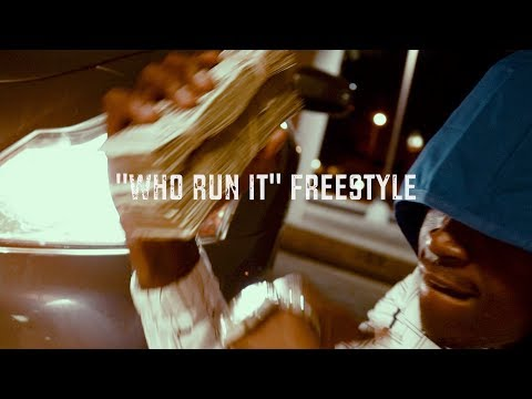 Luh Fat - Who Run It (Freestyle) Shot By @AToneyFilmz