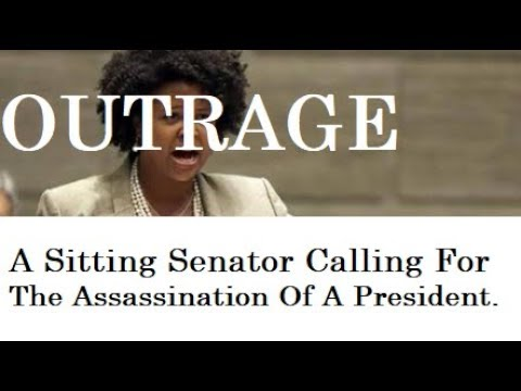 OUTRAGE. Senator Maria Chappelle Nadal Calls For Assassination Of The President.