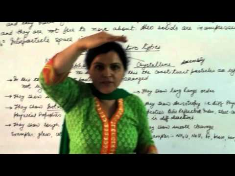 Solid state Chemistry by Surekha Kumar