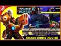 Zombie Hunter: Death to the Undead - Arcade Style Zombie Shooting Rampage (ios gameplay)