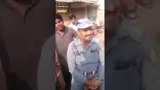 traffic police wala jis k pas helmat nai ha