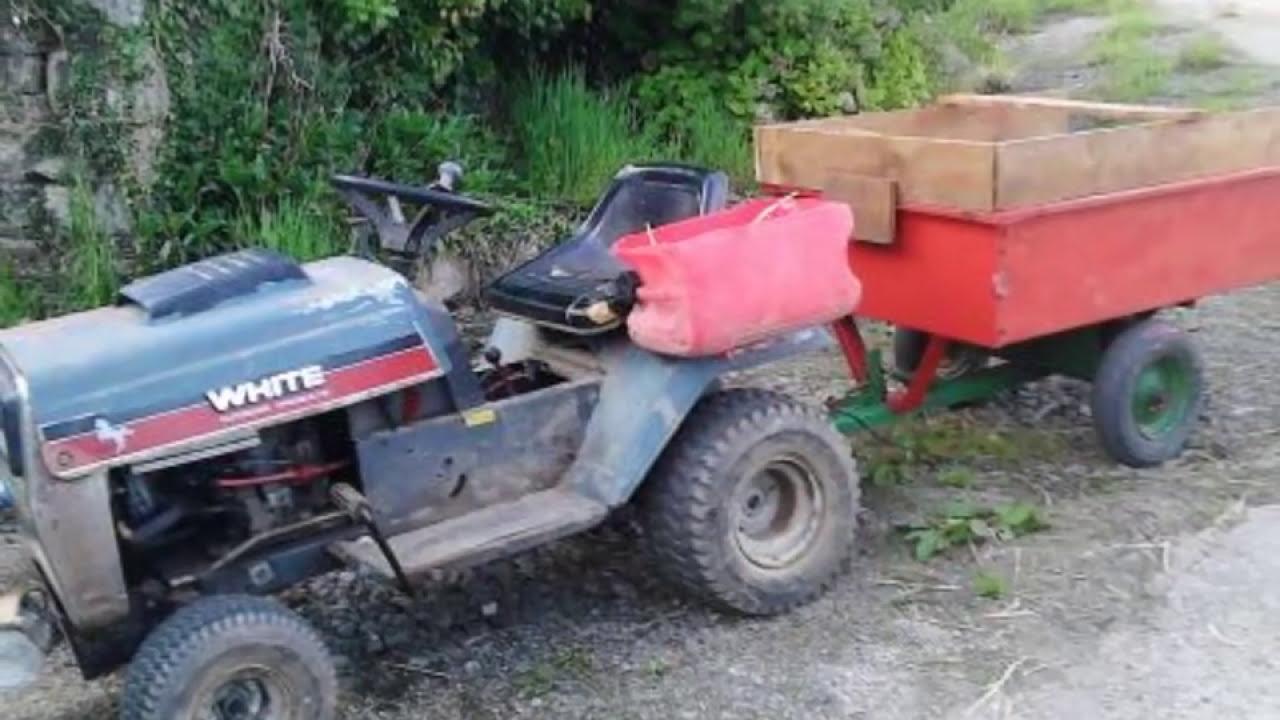 tracteur tondeuse modifier youtube. Black Bedroom Furniture Sets. Home Design Ideas