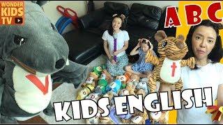 [Learn English] kids English 알파벳 배우기. ABC 어린이 영어 kids FUN Eglish
