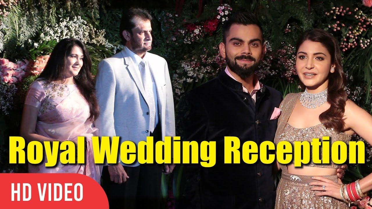 Sandeep Patil With Wife Deepa Patil At Virat Kohli And Anushka ... for Sandeep Patil Wife  288gtk