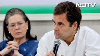 अपने स्टैंड पर कायम हैं Rahul Gandhi कहा & 39 अध्यक्ष पद पर नहीं लौटूंगा& 39