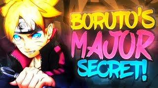 Boruto Uzumaki's Hilarious Secret Explained!