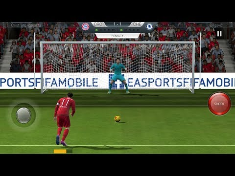 FIFA 16 Soccer Android Gameplay #3