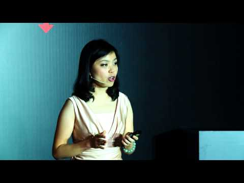 People and innovation: Liang Wang at TEDxShanghaiWomen