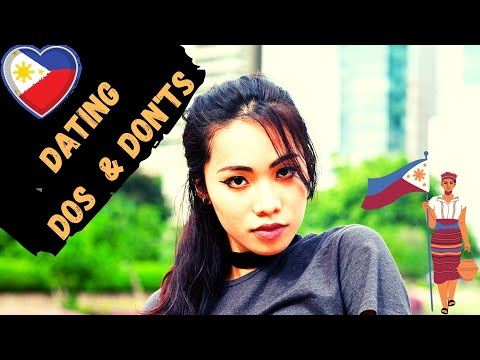 Philippines Dating - Dos & Don'ts