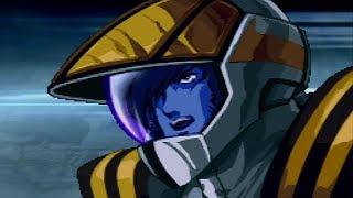 【RGB21】「第3次スーパーロボット大戦α」戦闘演出集:VF-1S・Sバルキリー(F&B)(フォッカー機)