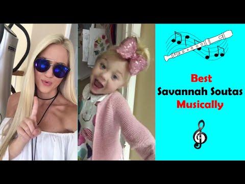 NEW Savannah Soutas Musical.ly Compilation 2016 | Savvsoutas Musically