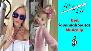 new savannah soutas musical ly compilation 2016   savvsoutas musically