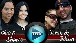 Beyond The Veil w/ Chris vesves Sharee Interview on Truth Frequency Radio
