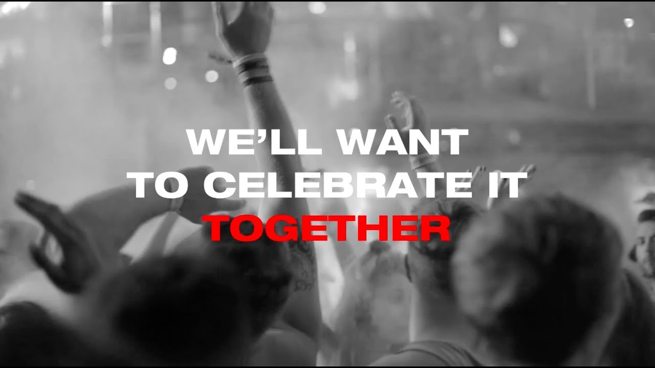 When this all ends, we'll want to celebrate it together | #KEEPTHEPARTYALIVE