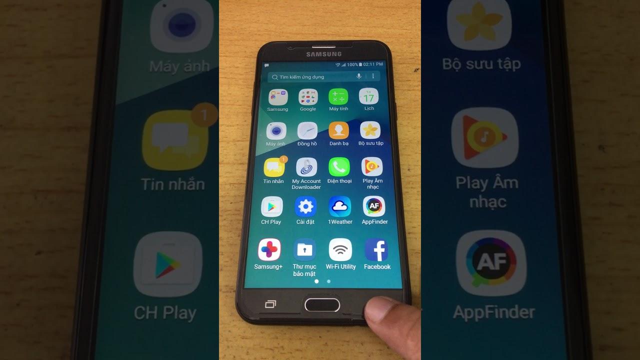 Unlock Samsung Galaxy J7 Sky Pro S737TL thành công 100% 0908660747