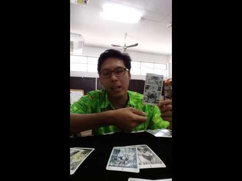 ดูดวงไพ่ยิปซีเดือนตุลาคม 2558 (Tarot reading for Octorber 2015)