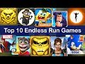 Top 10 Endless Run Games For Android in 2017 - Like Temple Run / Subway Surfers