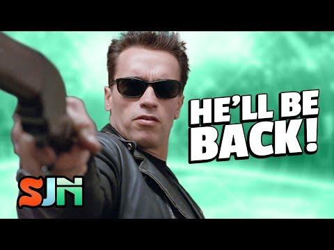 Terminator: Arnold Schwarzenegger Will Be Back!