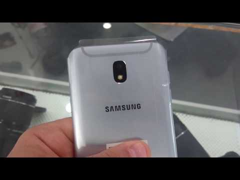 Samsung J7 PRO BLUE SILVER COLORS !!  First Look
