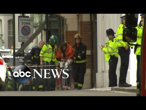 UK threat level raised to critical after terror attack