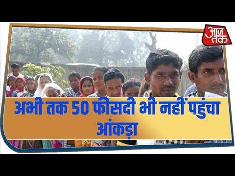 Maharashtra-Haryana में मतदान