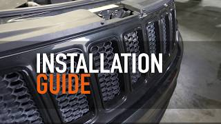 homepage tile video photo for 2012+ Jeep Grand Cherokee SRT-8 Performance Aluminum Radiator Installation Guide by Mishimoto