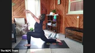 Gentle Flow Yoga with Shavon - Open Your Heart (without music)