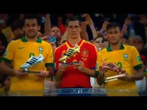 Fernando Torres - Golden Boot (Confederation 2013)