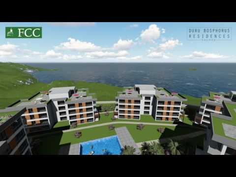 Duru Bosphorus Residence Yalova / Turkey - Property for Sale in Turkey